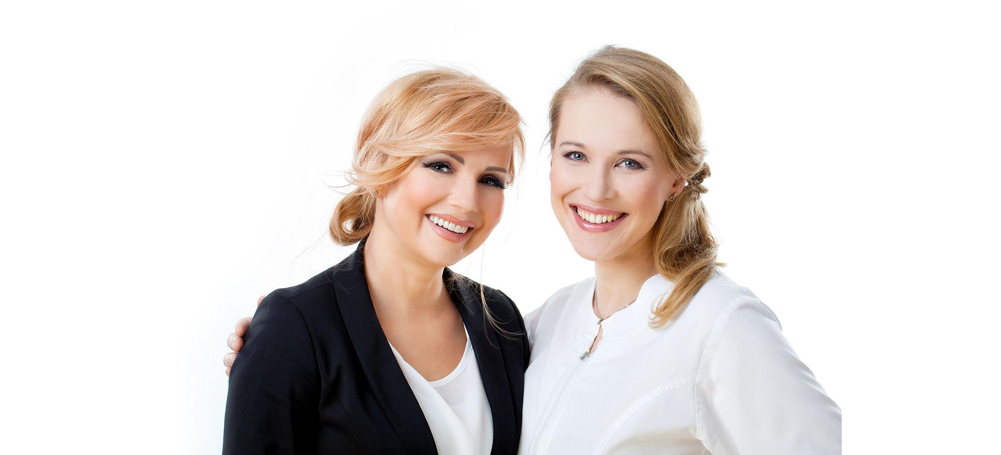 Aneta i Adrianna Badora