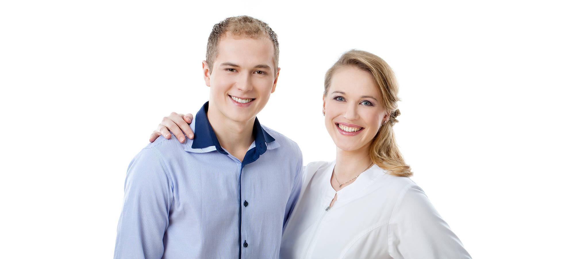 Krzysztof i Adrianna