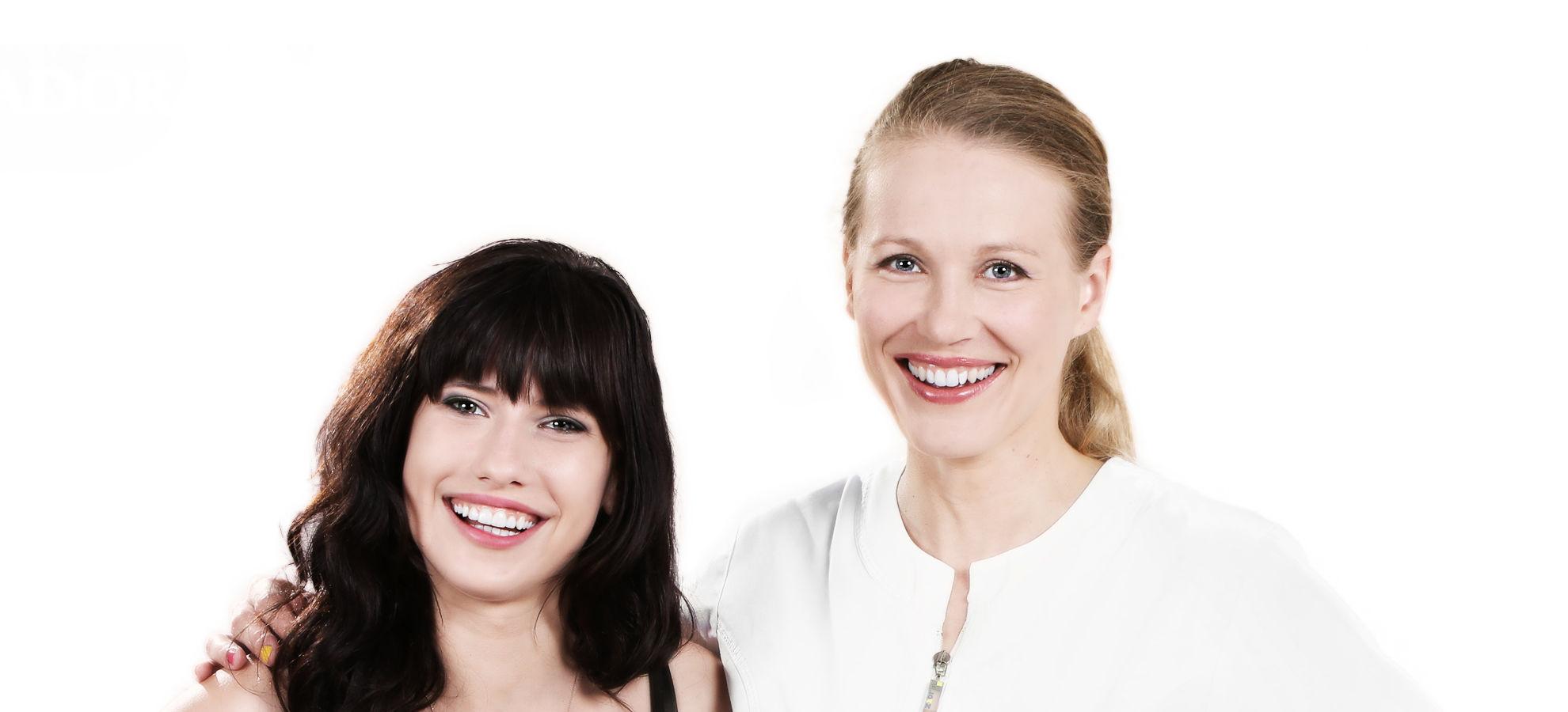 Nikolina i Adrianna