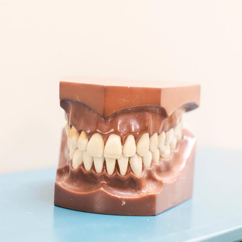 wycisk stomatologiczny