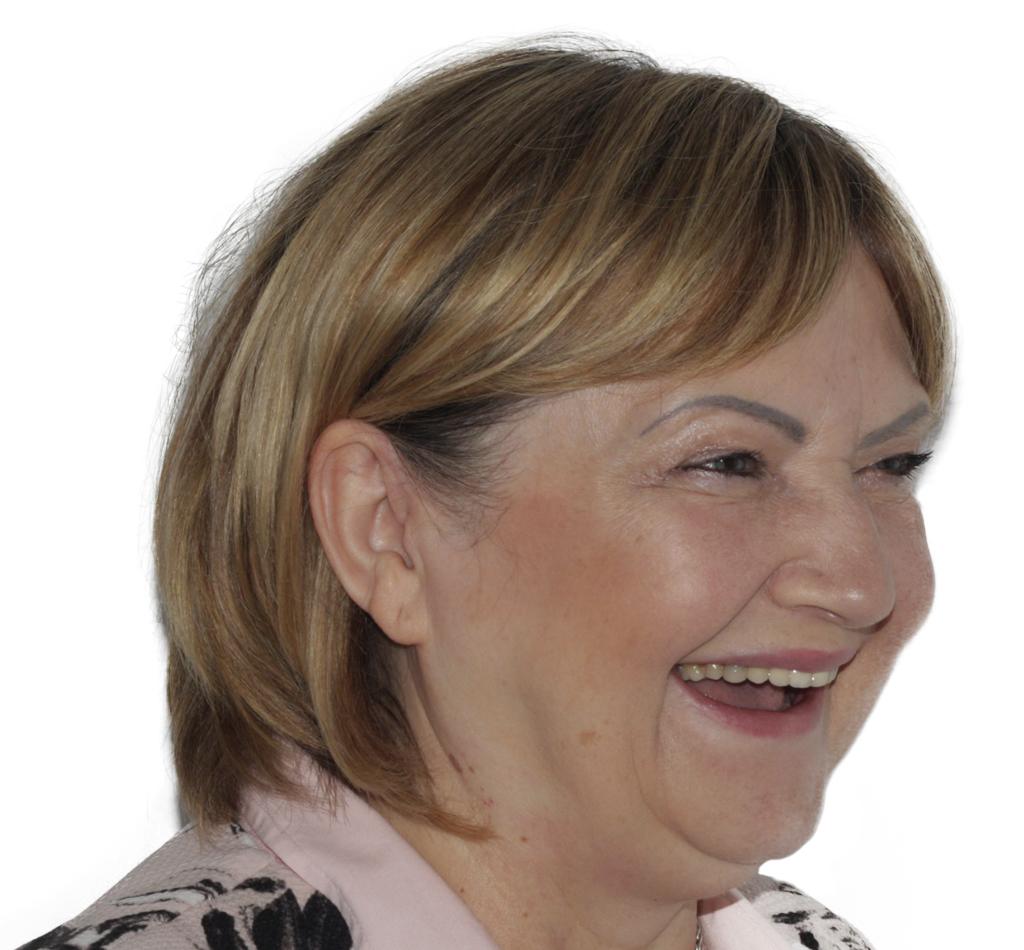 Mirosława przed